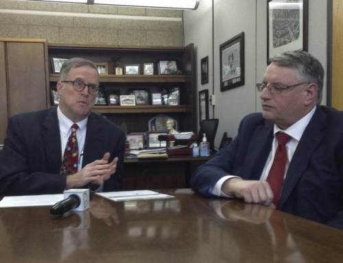 Merger, mosquitos, money: Cronin on the issues facing DuPage