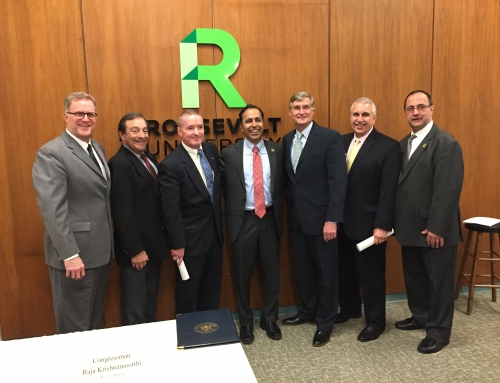 Congressman Raja Krishnamoorthi Leads Jobs Summit On Economic Benefits Of Completing Western Access To O'Hare