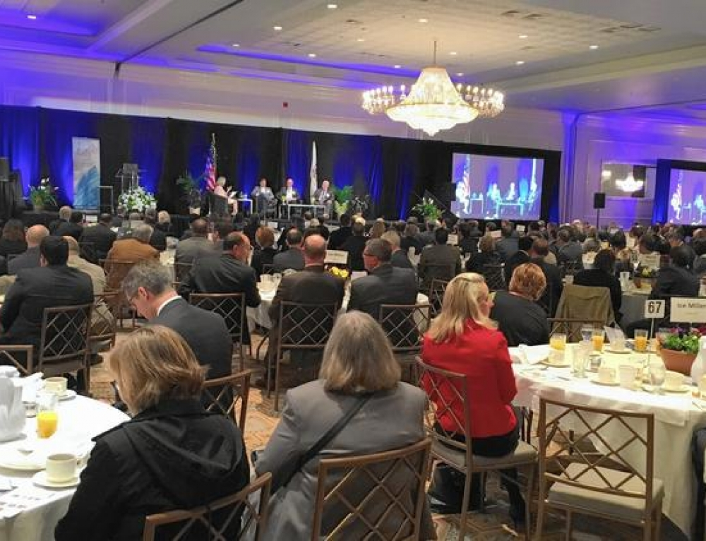 Keynoter tells DuPage business conference change is accelerating